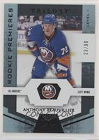 Rookie Premiere Level 1 - Anthony Beauvillier [EX to NM] #/99