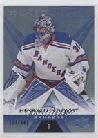 Henrik Lundqvist #/849