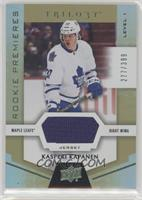 Rookie Premiere Level 1 - Kasperi Kapanen #/399