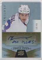 Rookie Premiere Level 3 Inscription - Matthew Barzal /49