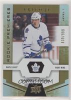 Rookie Premiere Level 1 - Kasperi Kapanen #/999