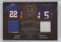 Mike Bossy, Denis Potvin #/40