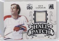 Guy Lafleur #/15