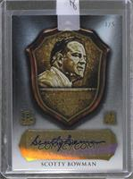 Scotty Bowman [Uncirculated] #/5