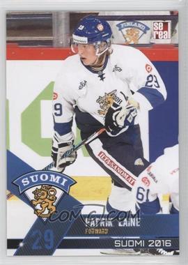2016 Sereal Team Finland - [Base] #FIN-BAS-015 - Patrik Laine