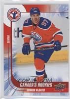 Canada's Rookies - Connor McDavid