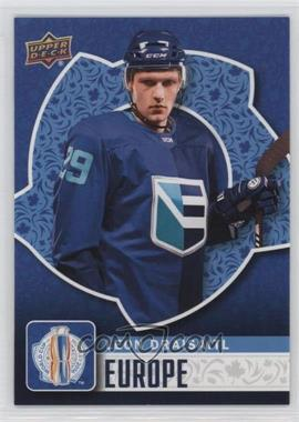 2016 Upper Deck World Cup of Hockey - [Base] #WCH-11 - Leon Draisaitl