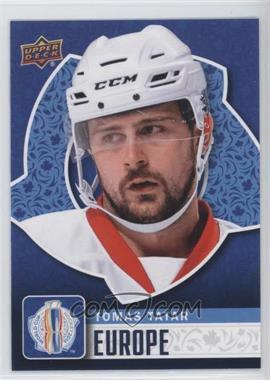 2016 Upper Deck World Cup of Hockey - [Base] #WCH-13 - Tomas Tatar