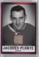 Jacques Plante #/15