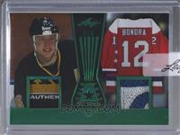 Pavel Bure, Peter Bondra [Uncirculated] #/3