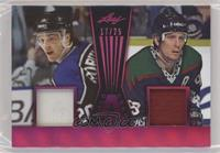 Luc Robitaille, Jeremy Roenick #/25