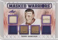Terry Sawchuk #/3