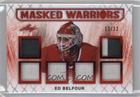 Ed Belfour #/12