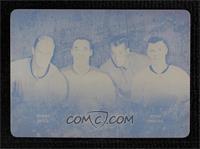 Bobby Hull, Frank Mahovlich, Gordie Howe, Stan Mikita #/1