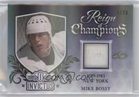 Blue - Mike Bossy #/20