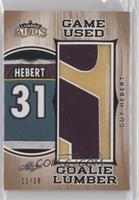 Guy Hebert #/18