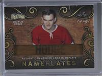 Charlie Hodge #/1