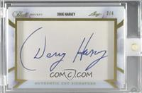 Doug Harvey [Uncirculated] #/4