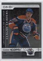 League Leaders - Connor McDavid