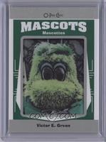 Mascots - Victor E. Green