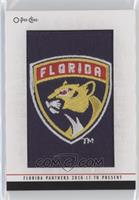 Florida Panthers 2016-17 Primary