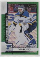 Marquee Rookies - Ville Husso #8/10