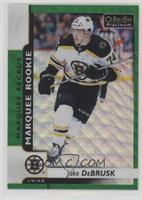 Marquee Rookies - Jake DeBrusk #/10