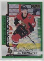 Marquee Rookies - Alex Formenton #8/10