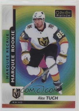 2017-18 O-Pee-Chee Platinum - [Base] - Rainbow Color Wheel #194 - Marquee Rookies - Alex Tuch