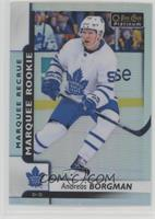Marquee Rookies - Andreas Borgman