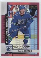 Marquee Rookies - Brock Boeser /199