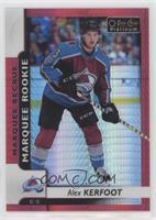 Marquee Rookies - Alex Kerfoot #/199