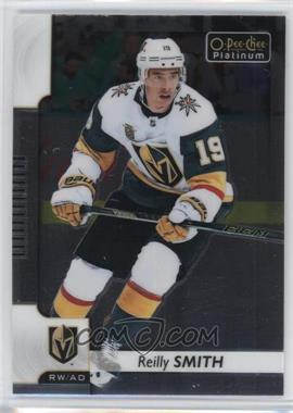 2017-18 O-Pee-Chee Platinum - [Base] #91 - Reilly Smith