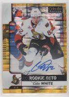 2018-19 O-Pee-Chee Platinum Update - Colin White #11/25