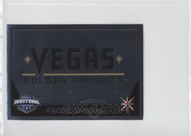 2017-18 Panini NHL Sticker Collection Album Stickers - [Base] #416 - Vegas Golden Knights