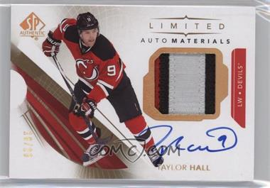90643a40 2017-18 SP Authentic - [Base] - Limited Patch Autographs ...
