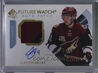 Future Watch - Clayton Keller #/100