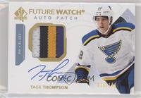 Future Watch - Tage Thompson #/100