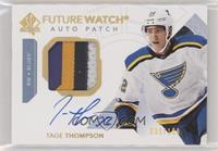 Future Watch - Tage Thompson [EX to NM] #/100