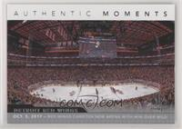 Authentic Moments - Detroit Red Wings Team