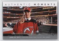 Authentic Moments - Nico Hischier