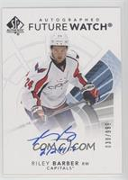 Future Watch Autographs - Riley Barber /999