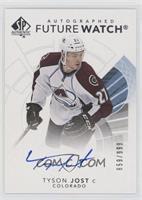Future Watch Autographs - Tyson Jost #/999