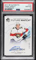 Future Watch Autographs - Owen Tippett [PSA 10 GEM MT] #/999