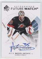 Future Watch Autographs - Alex Nedeljkovic /999