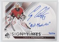Craig Anderson (