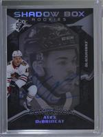 Shadow Box Rookies Auto Variant Tier 2 - Alex DeBrincat #/98