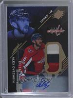 best website dff3c 70740 Alex Ovechkin Autographed Hockey Cards - COMC Card Marketplace