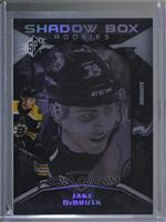 Shadow Box Rookies - Jake DeBrusk #/298