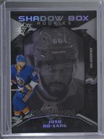 Shadow Box Rookies - Josh Ho-Sang #/298
